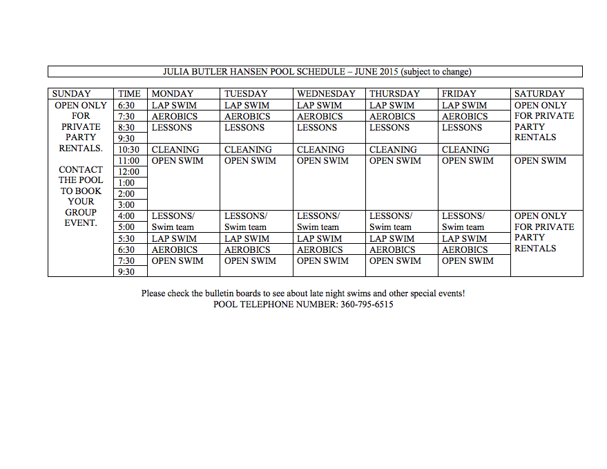 Pool-schedule1