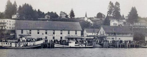 Cathlamet Waterfront