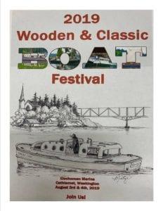 Wooden Boat Festival Explore Wahkiakum County