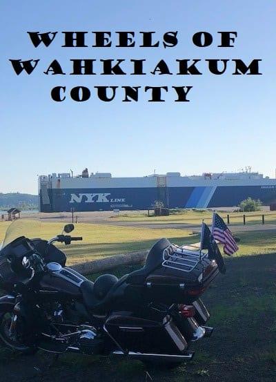 Motorcycle Ride/Poker Run-Sat. July 18, Noon at Norse Hall