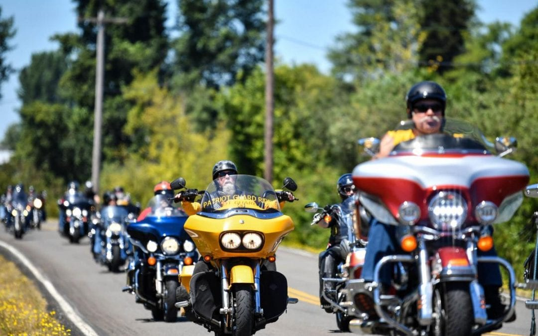 Motorcycle Ride/Dice Roll to benefit 4-H, Sat. Sep. 19 at noon